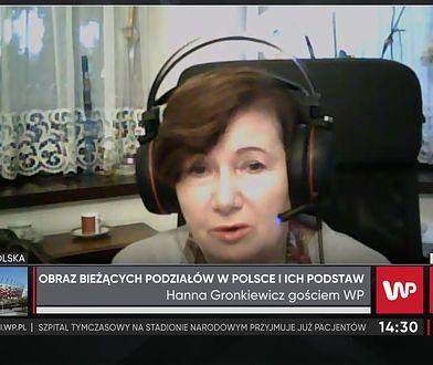 Protesty przeciwko decyzji TK. Hanna Gronkiewicz-Waltz: Kompromis, który był w 1993 roku, był dobry