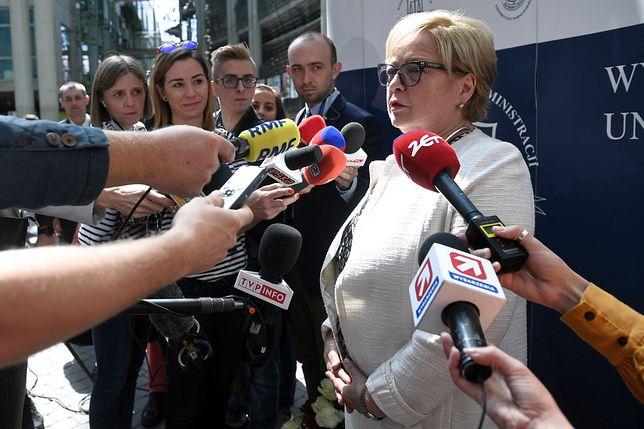 Zaproszenie do Gersdorf wystosował marszałek Sejmu