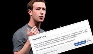 Jak usunąć konto na Facebooku? Należy pamiętać o ważnej rzeczy