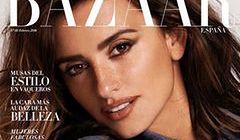 """Penelope Cruz na okładce hiszpańskiego """"Harper's Bazaar"""""""
