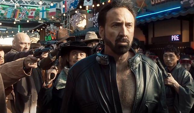 Nicolas Cage w ostatnich latach wrócił do formy