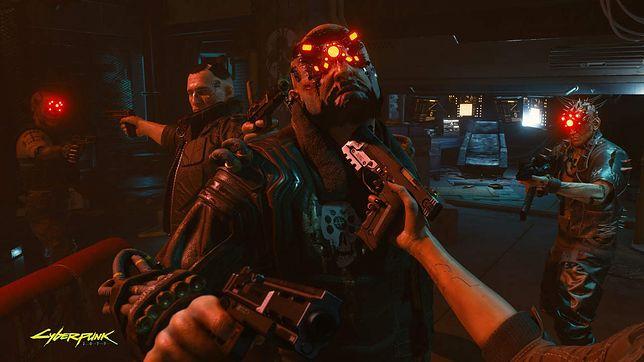 """Grafika koncepcyjna z gry """"Cyberpunk 2077"""". Na razie niestety ma niewiele wspólnego z gotowym produktem"""