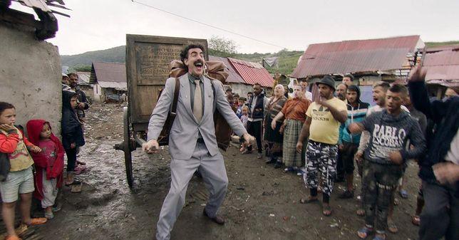 """""""Kolejny film o Boracie"""" otrzymał trzy nominacje do Złotych Globów i dwie do Oscarów"""