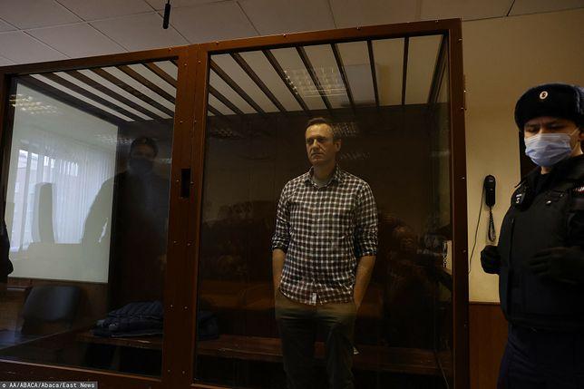 Sprawa Nawalnego. Kolejny cios Rosji