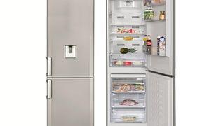 CS 238021 T - nowa lodówka Beko z dozownikiem napojów
