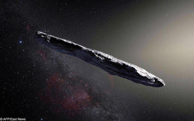 """""""Pierwszy posłaniec"""" prawdopodobnie przemierza kosmos przez miliardy lat."""
