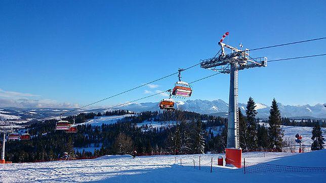 Sprawdź warunki narciarskie na weekend w Małopolsce
