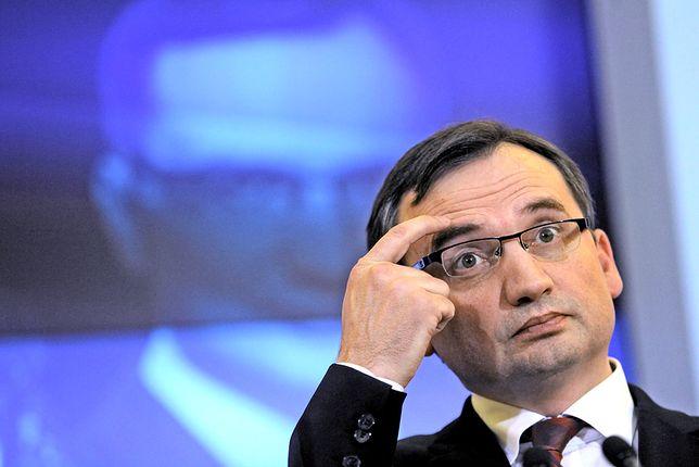Zbigniew Ziobro przed tygodniem faksem odwołał 11 prezesów sądów na Śląsku