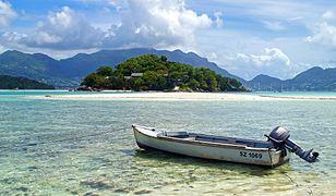 Rajskie plaże Seszeli kuszą luksusowym klimatem