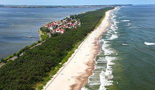 We Władysławowie Wodecki pierwszy raz zobaczył morze, Chałupy rozsławił na cały kraj