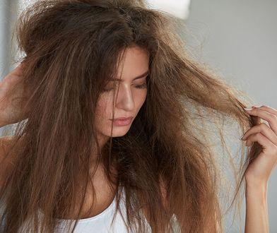 Rozdwojone, zniszczone i suche końcówki włosów. Jak je odżywić?
