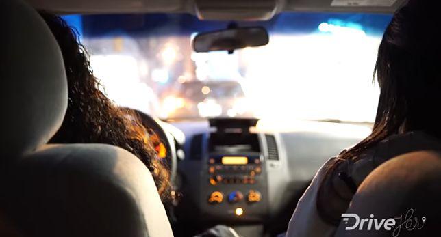Kobiety wożą kobiety - oto idea DriveHer