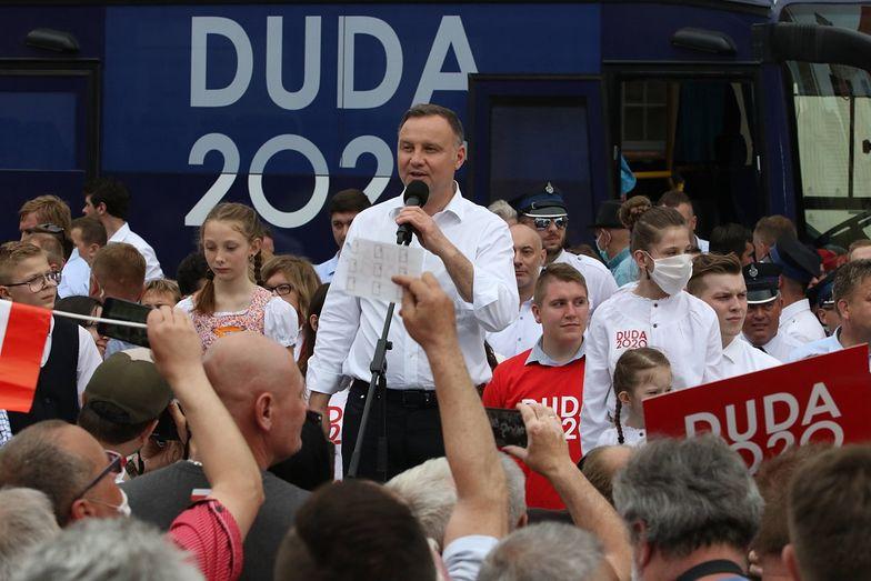 Światowe media o słowach Andrzeja Dudy ws. LGBT. Dominuje jeden wniosek