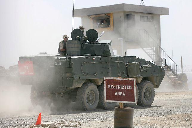 Amerykański żołnierz został w 2009 r. pojmany przez talibów w Afganistanie