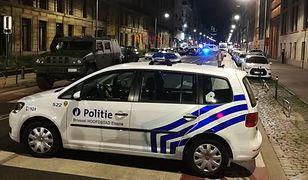 Belgia. Na ulicach Brukseli w ruch poszły kamienie i kawałki szkła.