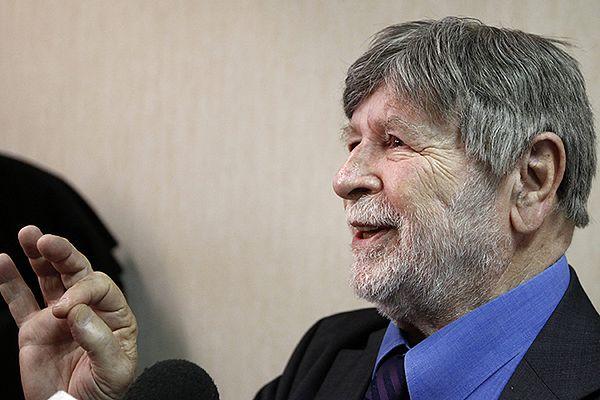 Prof. Szewach Weiss dla WP.PL o Janie Pawle II: Żydzi wołali: to jest nasz papież