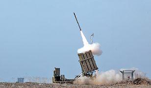Żelazna Kopuła chroni Izraelczyków przed ostrzałem ze Strefy Gazy i Libanu