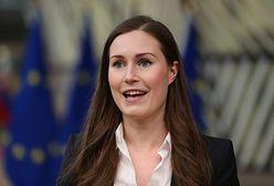 Sanna Marin bez stanika. Zdjęcie fińskiej premier oburzyło konserwatystów