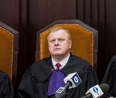 Sędzia, który kradł w Media Markcie, odrzuca wersję prokuratury