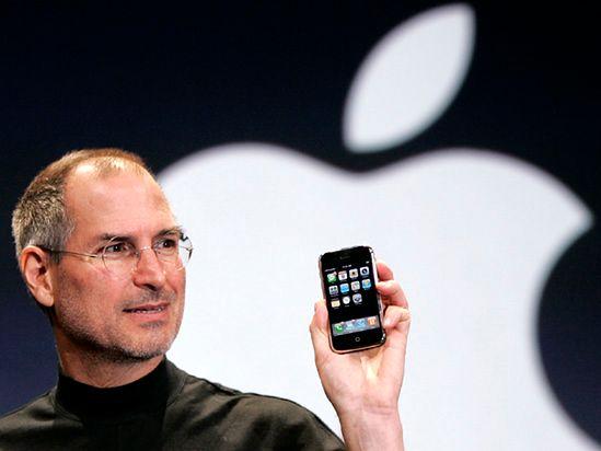Dymisja szefa Apple - Steve Jobs rezygnuje