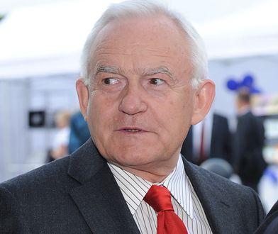 Leszek Miller komentuje słowa Pajączkowskiej