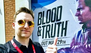 "Premiera ""Blood and Truth"" na PS VR 28 maja"