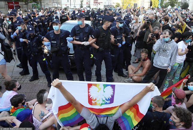 Zatrzymanie Margot. Rzecznik KSP tłumaczy działania policjantów