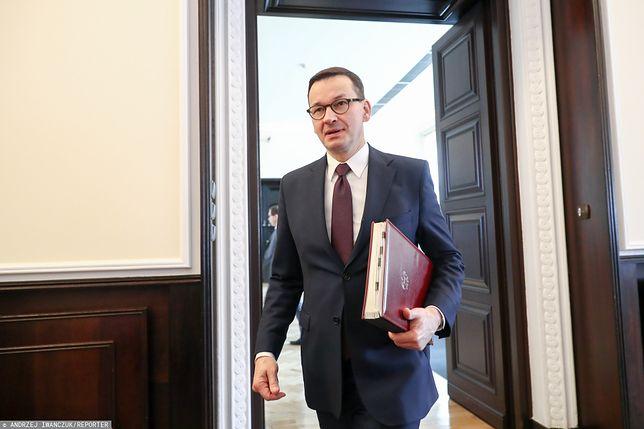 Mateusz Morawiecki na liście polityków ważnych dla zmian klimatu