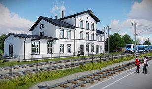 Śląsk. Ruszyła przebudowa dworca w Bieruniu Nowym. Mocno spóźniona