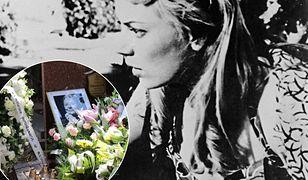 """Skromna ceremonia. Pochowano """"polską Brigitte Bardot"""""""