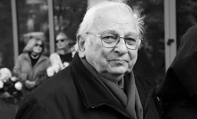 """Jerzy """"Duduś"""" Matuszkiewicz zmarł  wieku 93 lat"""