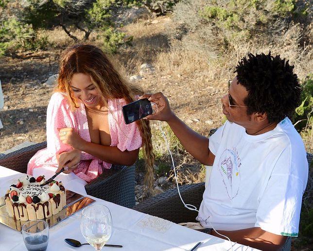 Skromnie? Jak tylko Beyonce potrafi