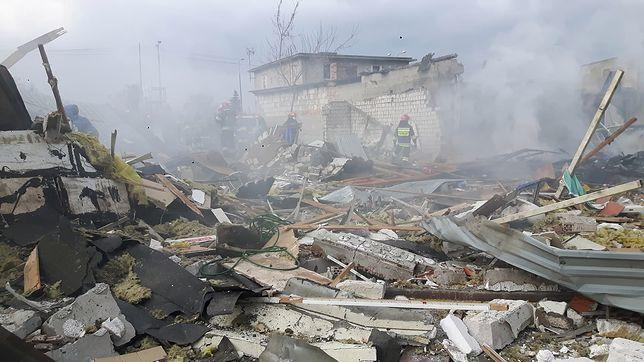 Wybuch w Bydgoszczy