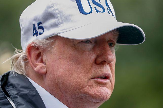 Trump: Z terrorystami nieudacznikami należy radzić sobie w sposób dużo bardziej surowy