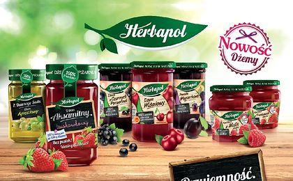 Herbapol wchodzi na rynek dżemów