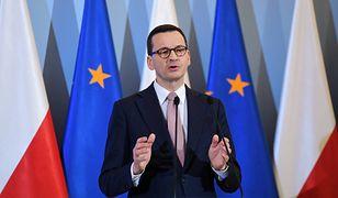Odmrażanie gospodarki. Konferencja prasowa premiera Mateusza Morawieckiego. Obostrzenia w Polsce