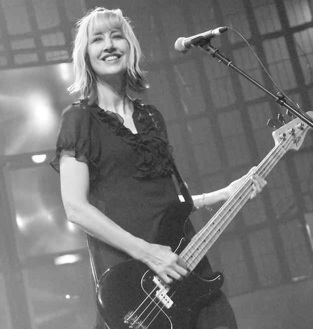 Kim Shattuck grała z The Muffs, NOFX, Pixies i wieloma innymi