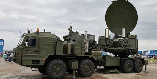 Syria poligonem dla wojny radioelektronicznej