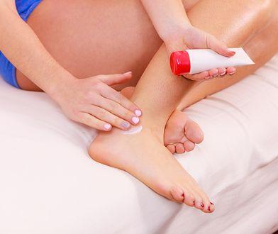 Problem szorstkich i obolałych stóp jest łatwy do rozwiązania.