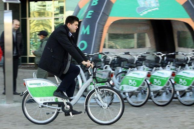 Miejski rower na Bemowie już działa