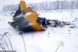 Katastrofa lotnicza rosyjskiego samolotu. Nowe fakty