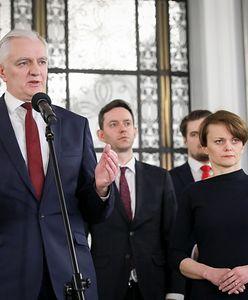 """Jarosław Gowin tworzy nowe koło parlamentarne. To efekt """"zakończenia projektu Zjednoczonej Prawicy""""."""