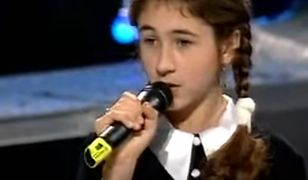 """W wieku 11 lat wygrała """"Szansę na sukces"""". Georgina Tarasiuk dziś jest piękną kobietą"""