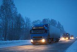 W święta i Nowy Rok zakaz ruchu dla ciężarówek