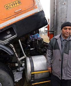 Irański kierowca Fardin Kazemi wraca do Polski. Odbierze nową ciężarówkę