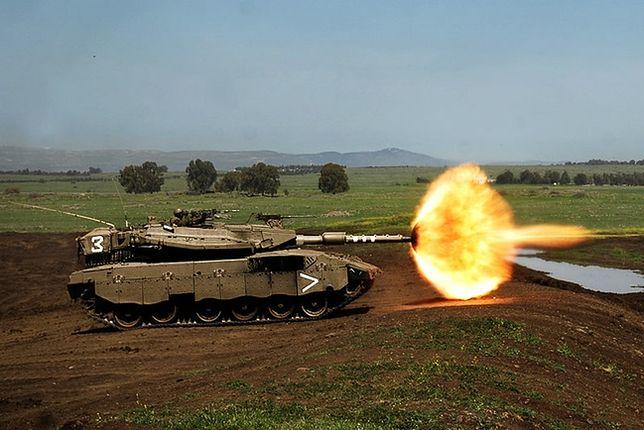 Merkawa - izraelski czołg podstawowy