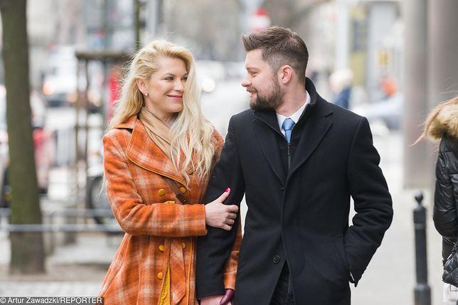 Katarzyna Bonda i Remigiusz Mróz tworzą słodki duet