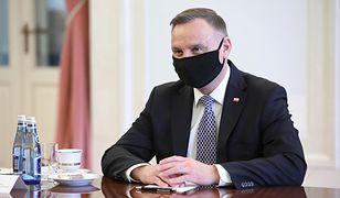Eskalacja napięcia Rosja - Ukraina. Andrzej Duda zwołał odprawę MON