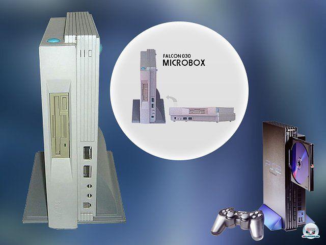 Na czym wzorowało się Sony podczas projektowania obudowy konsoli PlayStation 2 ?