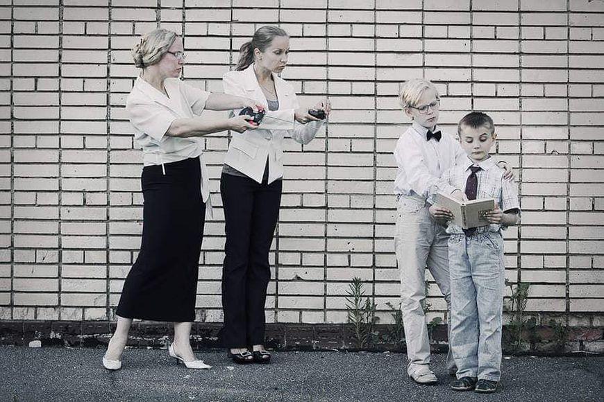 Dysfunkcyjni rodzice niszczą dzieciństwo i utrudniają funkcjonowanie w dorosłym życiu